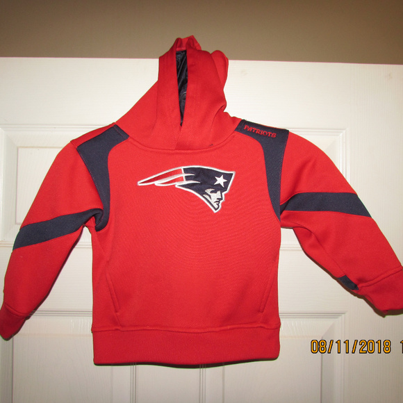 New England Patriots Kids 4T Hoodie Pullover NFL.  M 5b6f5777c2e9fed89a567694. Other Shirts ... 3b2278d0f